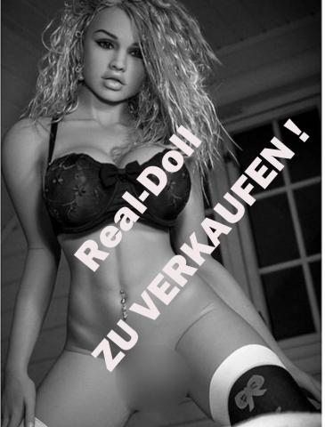 ZU VERKAUFEN !!!!!  CINDY – Sexpuppe